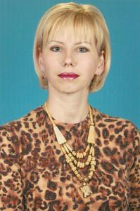 Рибачук Лариса Вікторівна