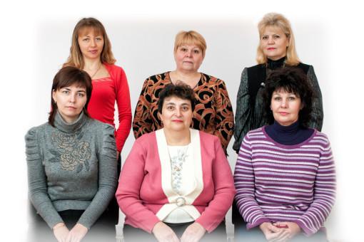 Працівники харчового блоку санаторію-профілакторію